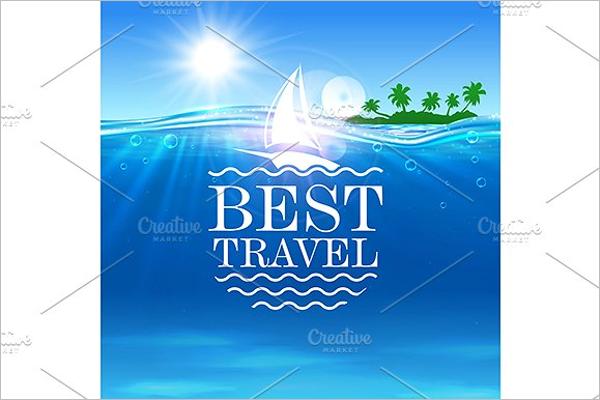 Best Traval Agency Poster Design