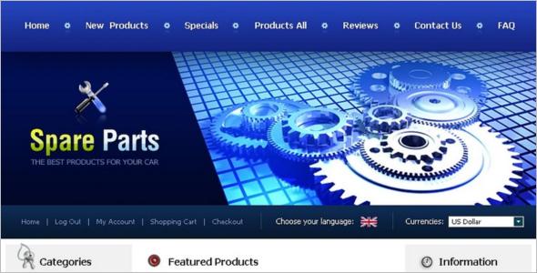Best ZenCart Template