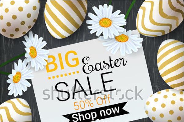 Big Easter Sale Template