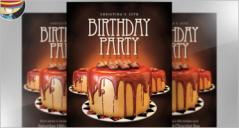 Birthday Poster Templates