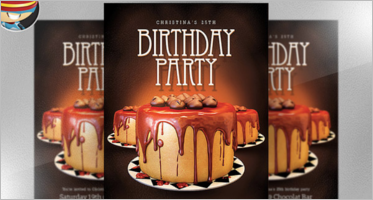 Birthday Poster Templates