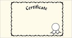 40+ Blank Certificate Templates