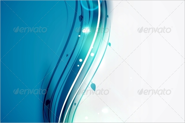 Blue Vertical Background