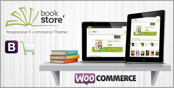 Book Store WooCommerce Theme