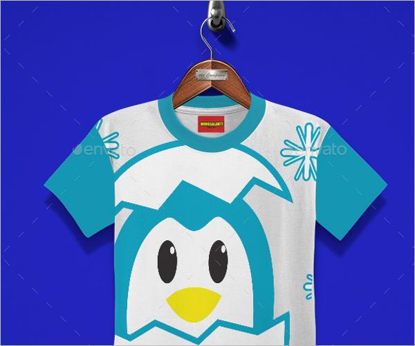 Born Kids T-Shirt Design