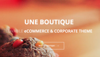 Boutique E-commerce