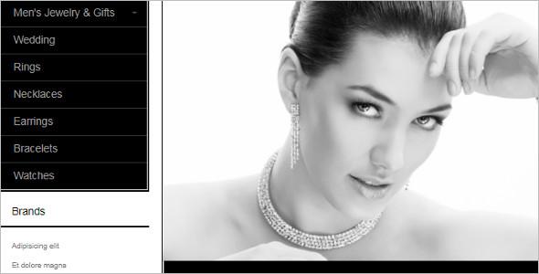 Brand Jewellery OpenCart Template
