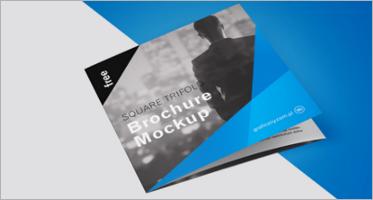 Brochure Mockup Templates