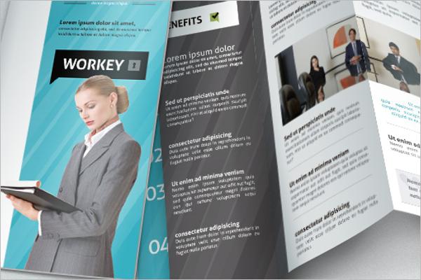 Brochure PSD Design Layout