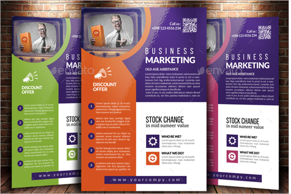 Business Advertising Flyer Template