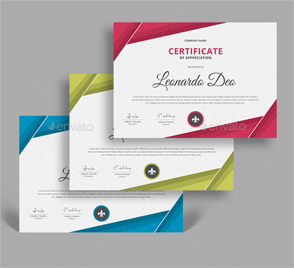 Free Certification Templates
