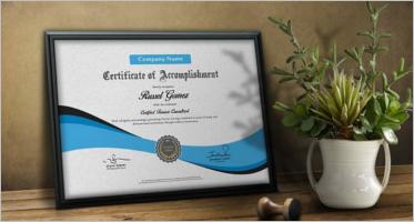 Business Certificate Templates