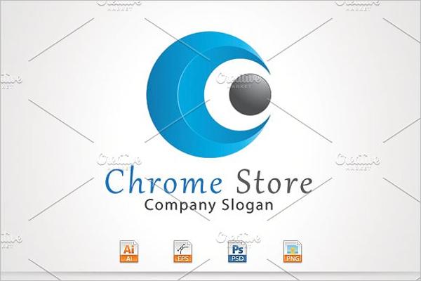 C Letter Design Logo
