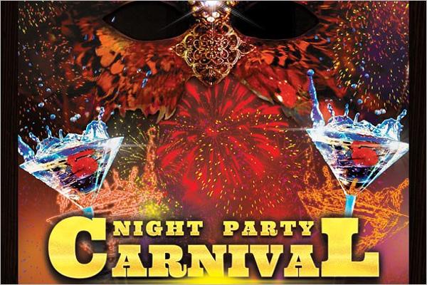 Carnival Flyer Facebook