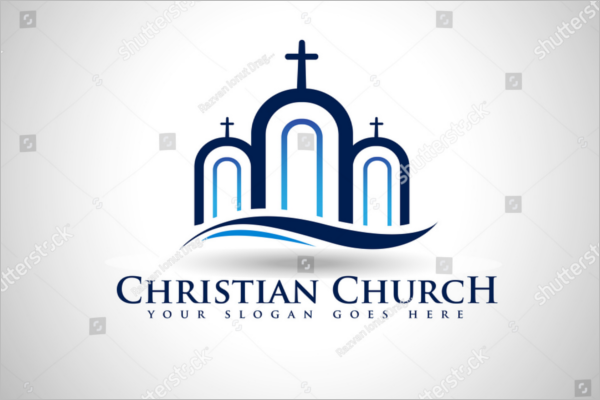 Christian Church Business Card