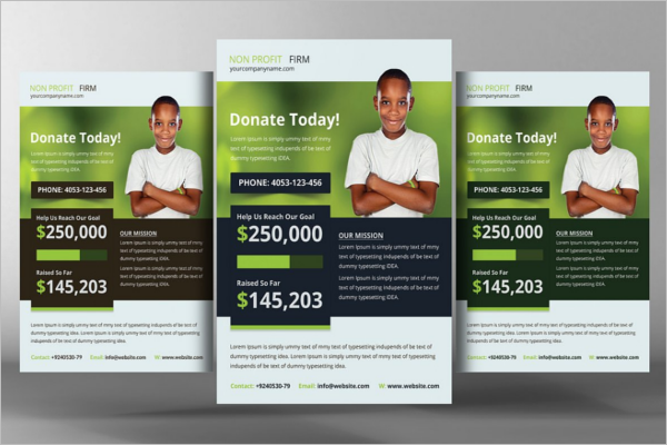 Church Charity Business Card Template
