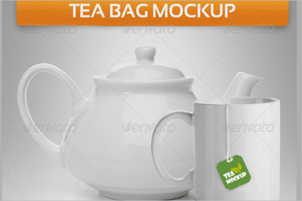 Classic Tea Bag Design