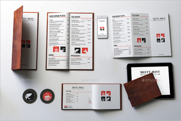 PSD Restaurant Mockup Templates || Free & Premium | Creative Template