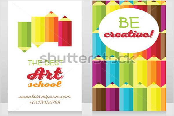 Colorful Tutoring Flyer Templates