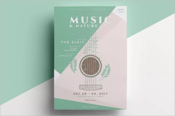 Community Poster Event Design