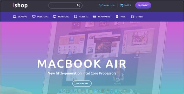 Computer Store Responsive OpenCart Template