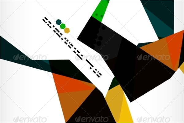 Conceptual Geometric Pattern