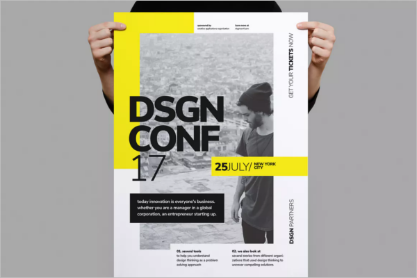 Conference Poster Design Template