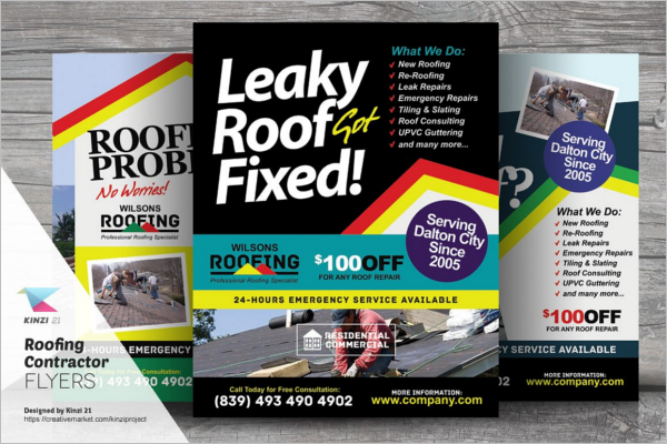 Handyman Flyer Templates Free Premium Samples