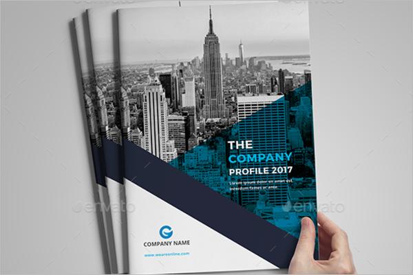 Corporate Brochure Mock-Up Design