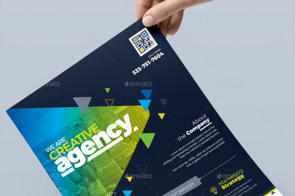 Corporate Business Advertising Flyer