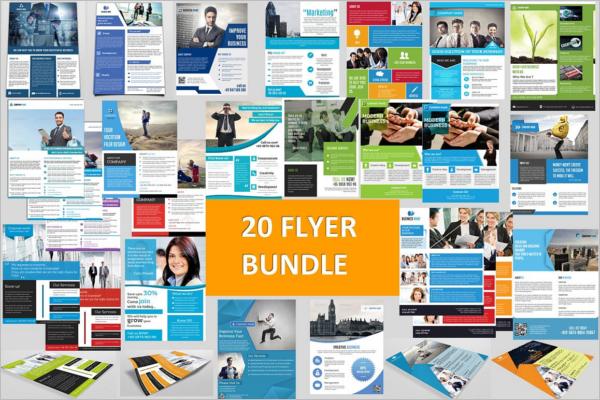 Corporate Education Flyer Design