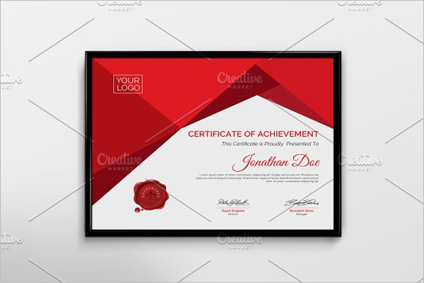 Corporate Multipurpose Certificate Template