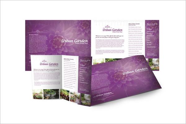 Creative Brochure Template PSD