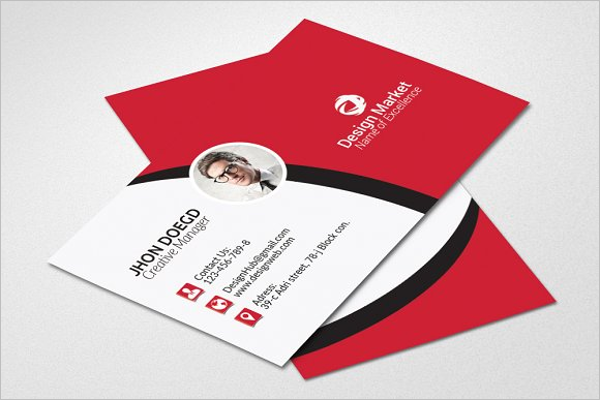 Creative Medical Business Card Template