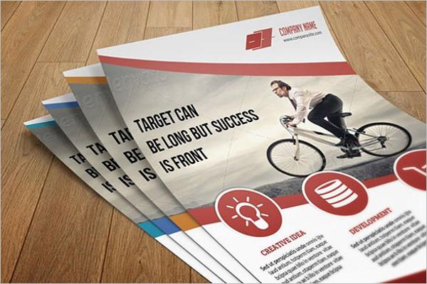 Creative Flyer PSD Design