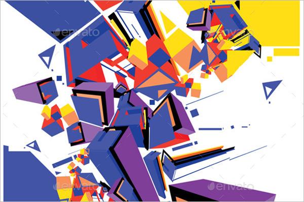 Creative Geometric Pattern