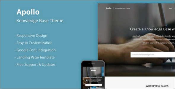 Creative Help Desk WordPress Theme