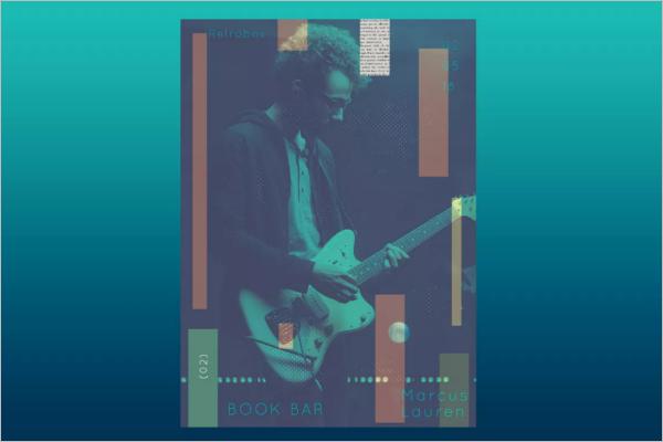 Creative Music Poster Design