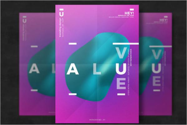Creative Poster Making Design