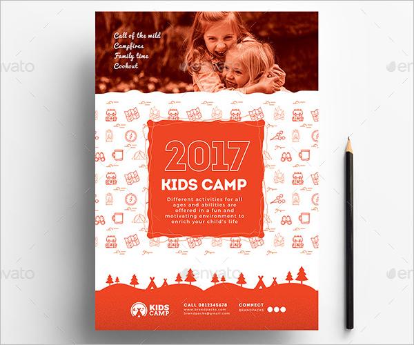 Creative School Poster Design