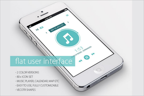 Customizable Application User Interface