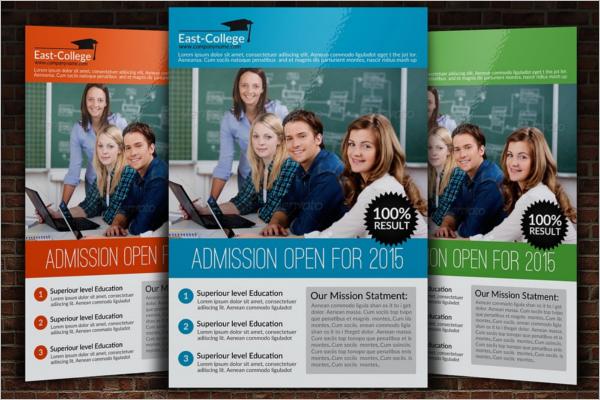 50 Education Flyer Templates Free Premium Designs
