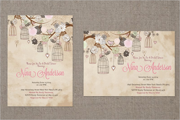 Design-Able Greeting Card Template
