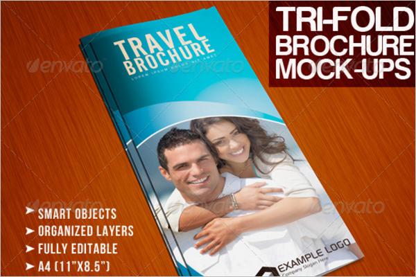 Design Brochure Mock-up