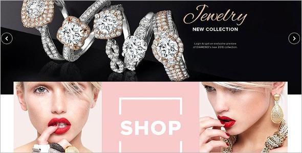 Diamond Store Magento Theme