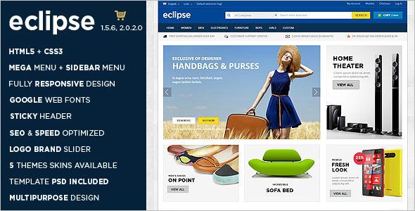 Digital Store OpenCart Theme