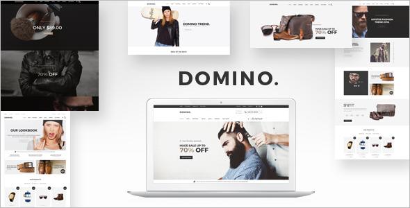 Domino Opencart theme