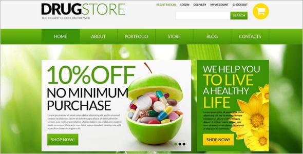 Drugstore WooCommerce Theme