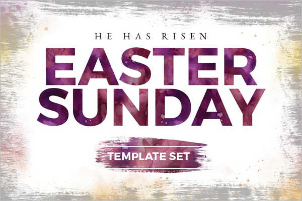 Easter Church Template