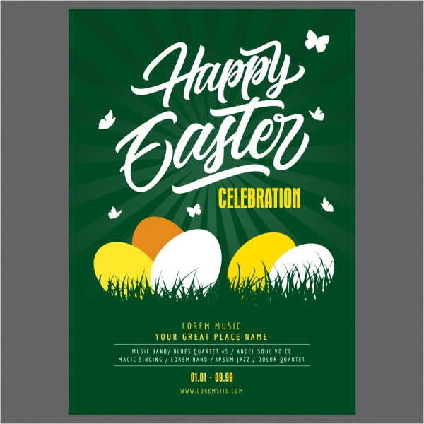 Easter Poster Free Download